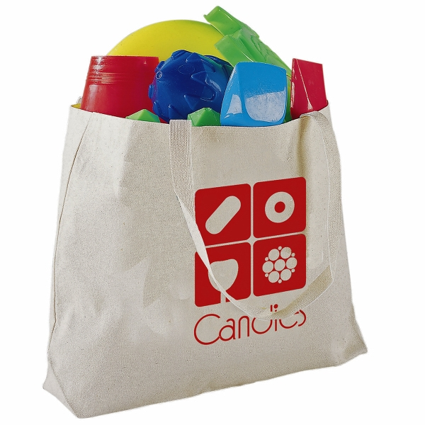 Customized Tote Canvas Jumbo