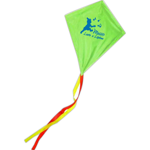 Promotional Natural Silk Kite