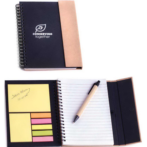Personalized Chieftain Spiral Notebook