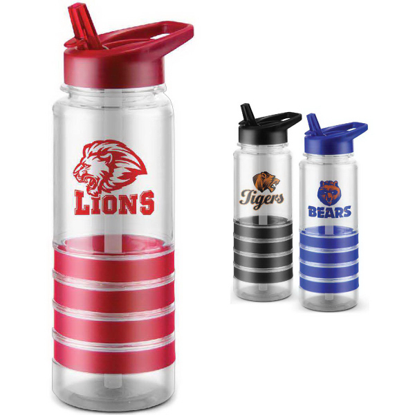 Imprinted 24 oz. BPA Free Water Bottle
