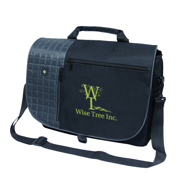 Personalized Laptop Bag with Airport Security Easy Access