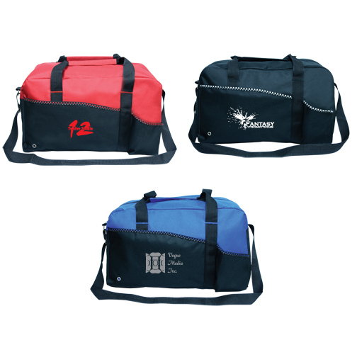 Imprinted Everyday Sports Duffel Bag