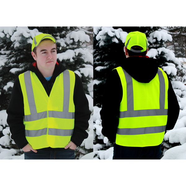 Imprinted Safety Vest