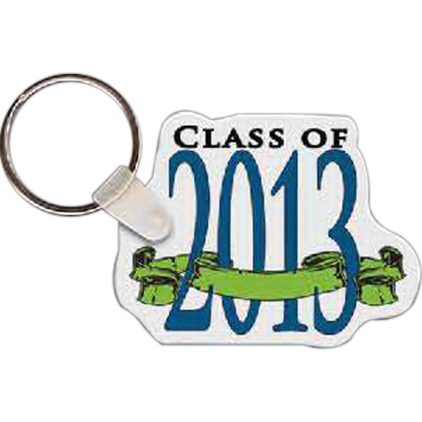 Imprinted Class of 2013 Key Tag