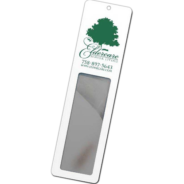 Customized Magnifying Bookmark
