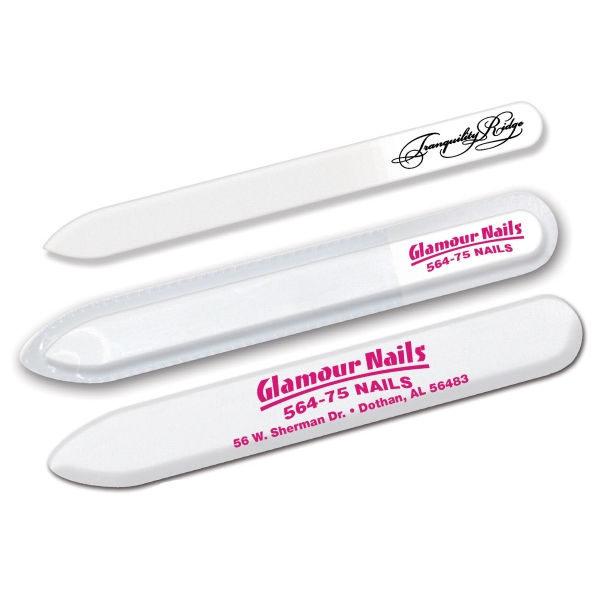 Personalized Nail File w/ Sleeve