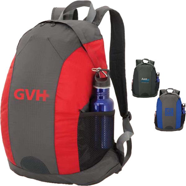 Customized GoSport Racer Adventure Backpack