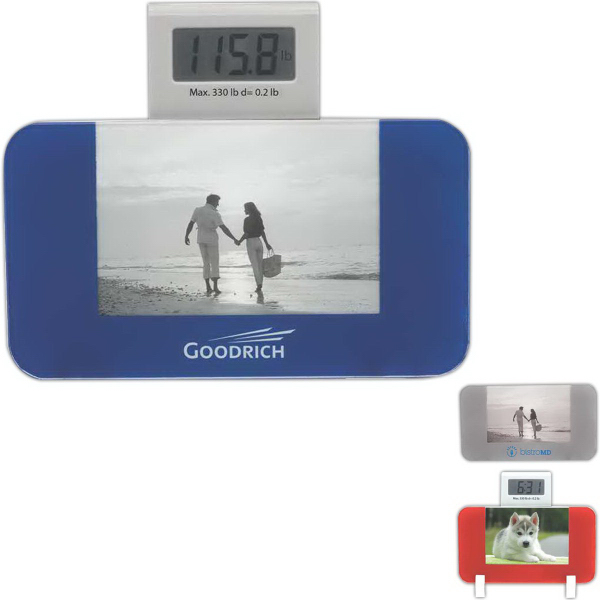 Personalized Travel Picture Frame/Personal Scale
