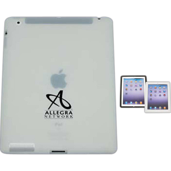 Personalized Silicone Shell for iPad