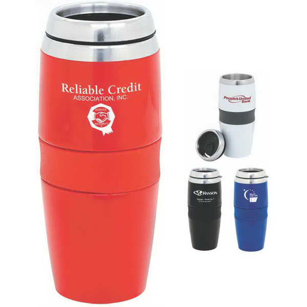 Promotional Magnum (R) 16 oz Stainless Steel Tumbler