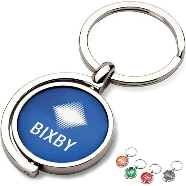Imprinted Keyring