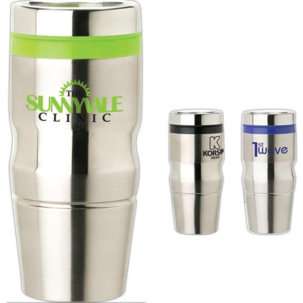 Personalized 14 oz Stainless steel tumbler
