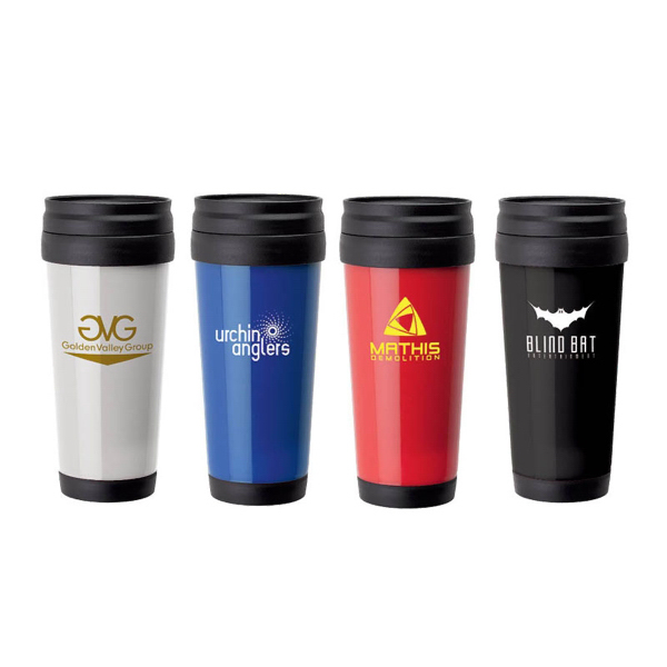 Printed 16 oz Double wall PP tumbler