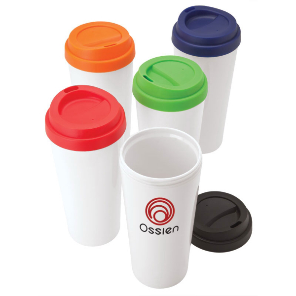 Personalized 18 oz Double wall polypropylene tumbler