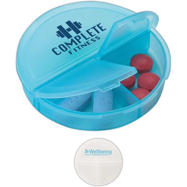Promotional Pill holder