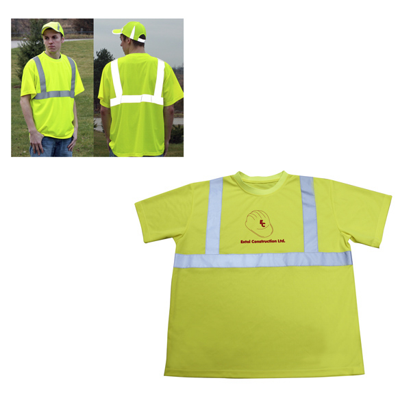 Personalized Safety T-Shirt