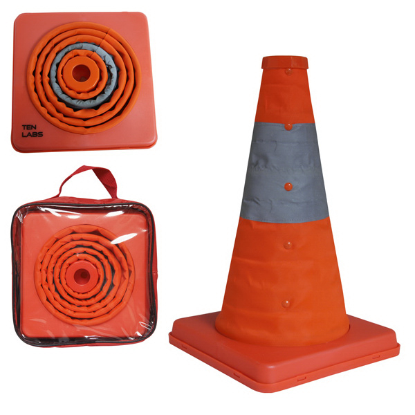 Promotional Pop-Up Traffic Cone