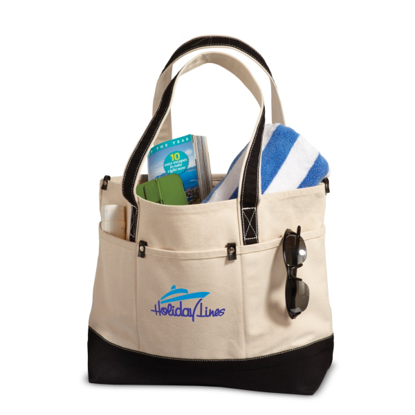 Personalized Bar Harbor Tote