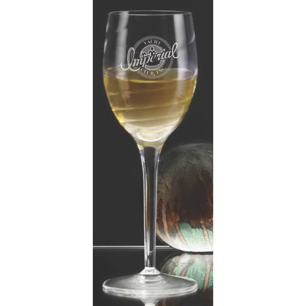 Custom Romantica White Wine Glass