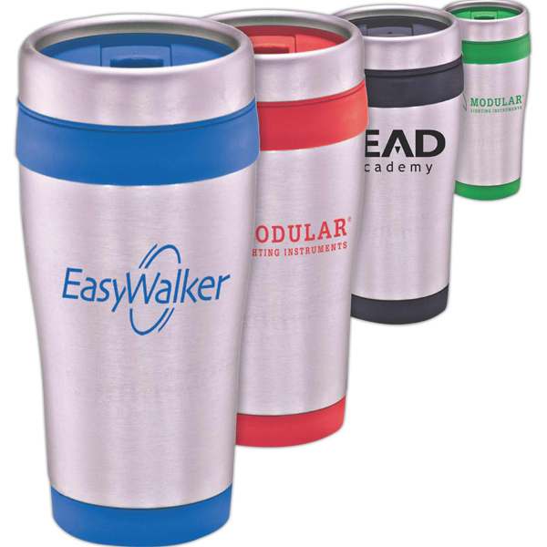 Promotional 16 oz Stainless Tumbler
