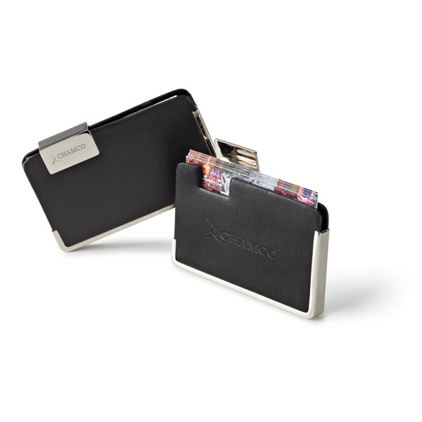 Personalized Signature Business Card Holder