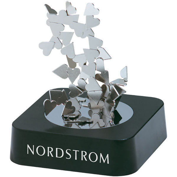 Promotional Magnetic Sculpture Block - Hearts