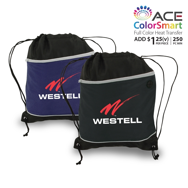 Customized Melbourne MP3 Player Backpack