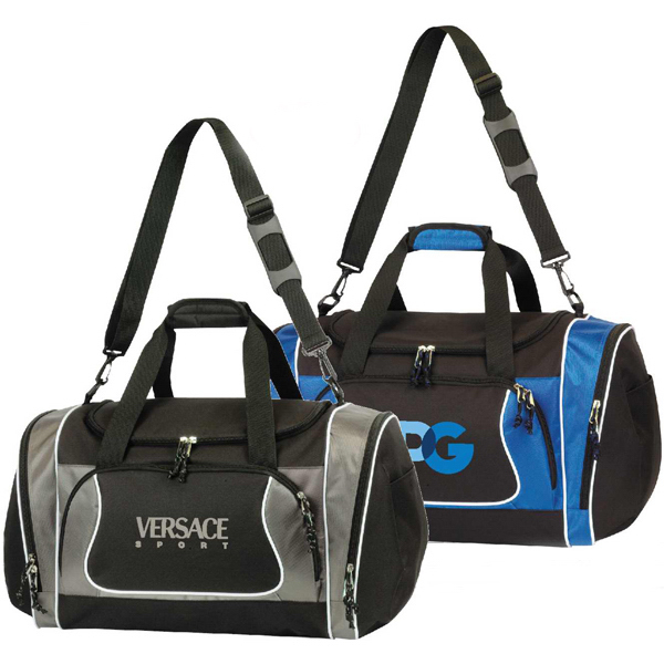 Personalized Brighton Deluxe Sports Duffel