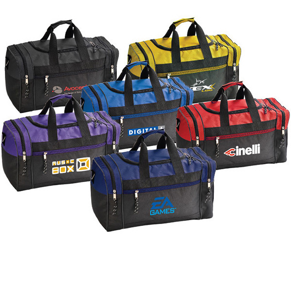 Custom Brunel Sports Duffel Bag
