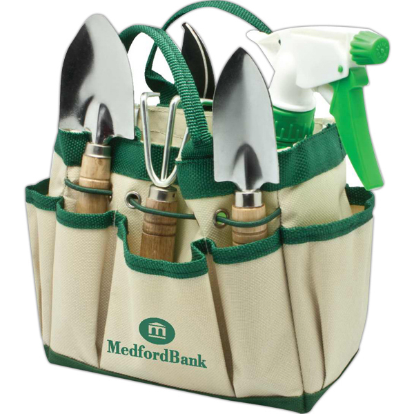Customized 7 pc Garden Tool Set