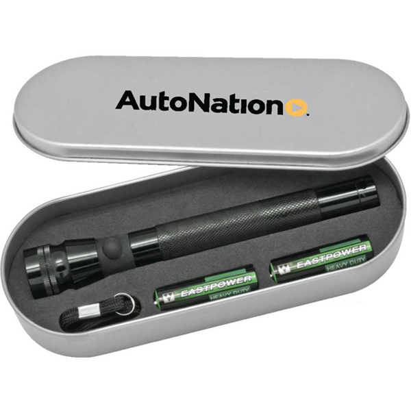 Promotional Deluxe Flashlight Set