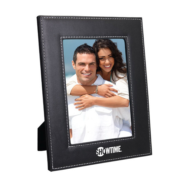 Customized Bolzano - Leatherette Photo Frame