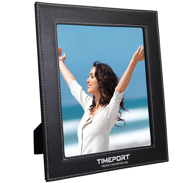 Promotional Bolzano - Leatherette Photo Frame
