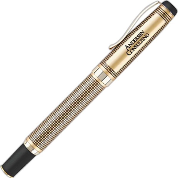 Imprinted Mandarin Gold Pen Series