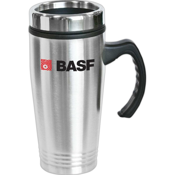 Printed Williams - 16 oz Stainless Steel Travel Mug