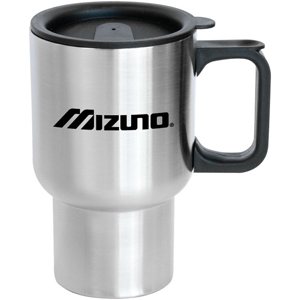 Personalized Sonoma - 16 oz Stainless Steel Travel Mug