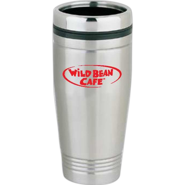 Customized Portola - 16 oz Stainless Steel Tumbler