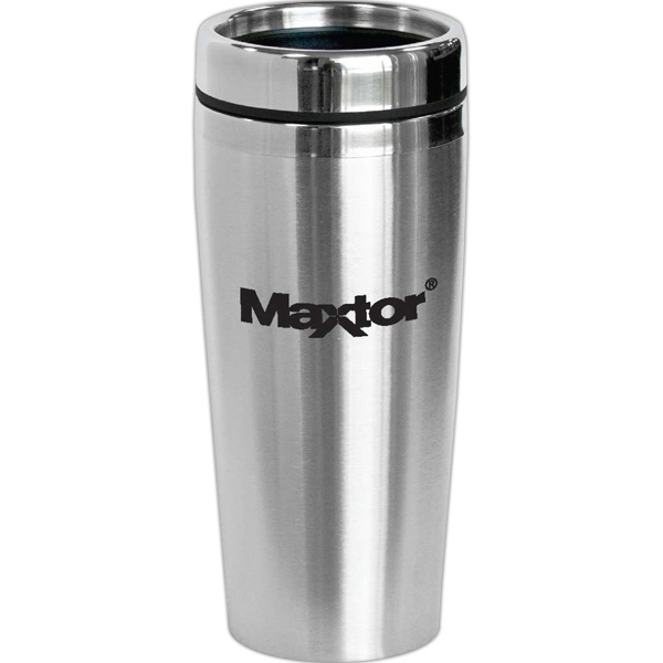 Custom Wasco - 16 oz Stainless Steel Tumbler