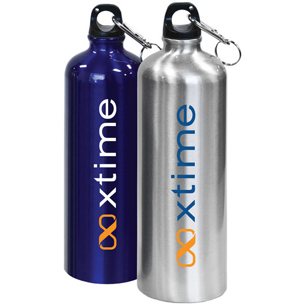 Personalized Morgan - 32 oz Aluminum Sports Bottle