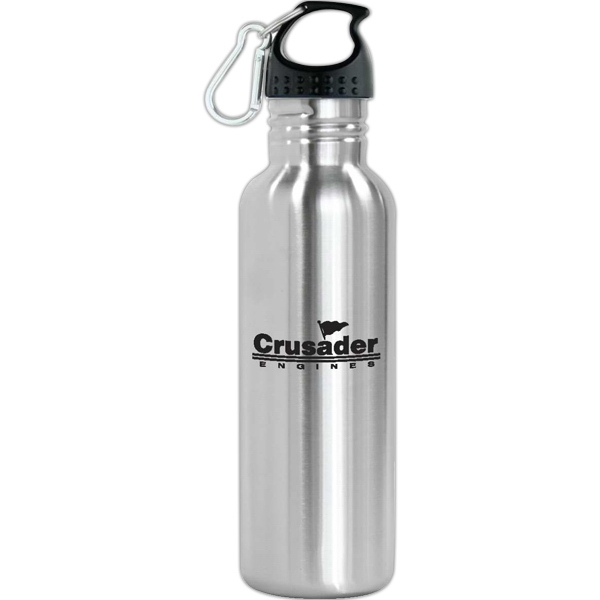 Custom Oakley - 25 oz Stainless Steel Sports Bottle