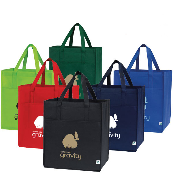 Personalized Cyprus Large Shopping Tote