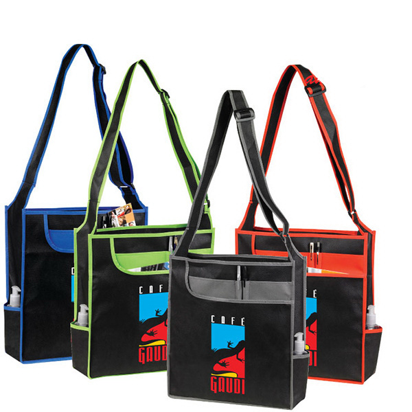 Promotional Ibiza Messenger Tote