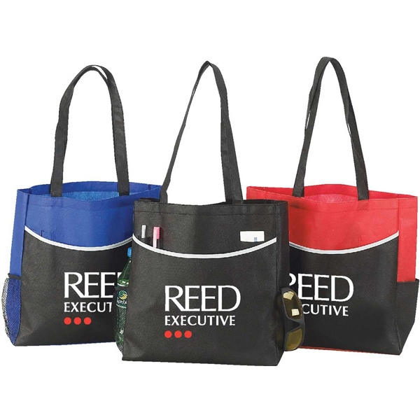 Imprinted Faeroe Recyclable Tote