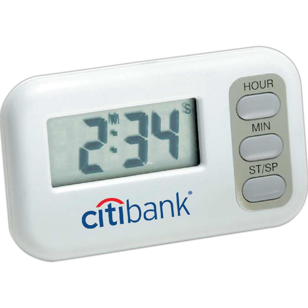 Personalized Large display digital timer and clock