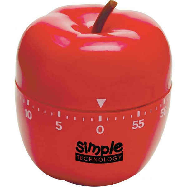 Personalized Apple Timer