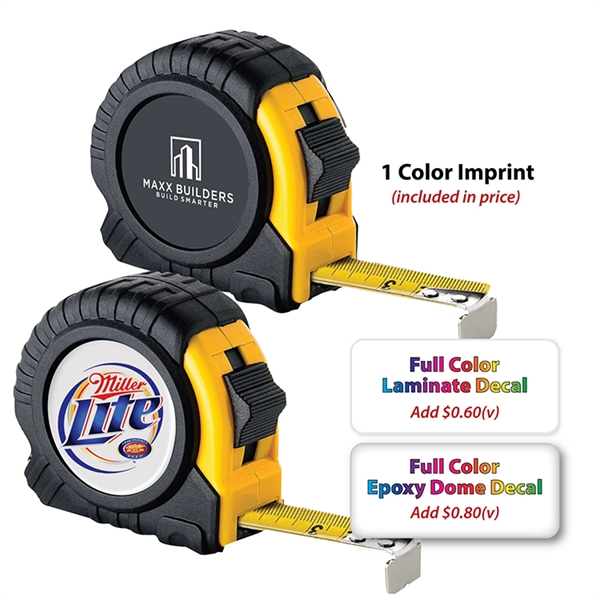 Customized 16 ft Tape Measure