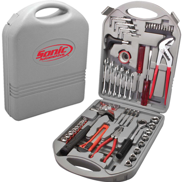 Printed 141 pc Tool Set