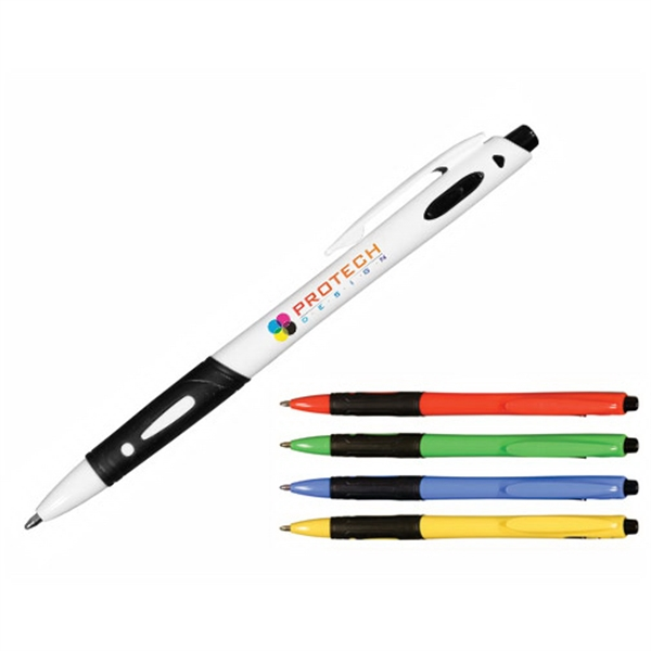 Promotional Side Click Pen, Full Color Digital