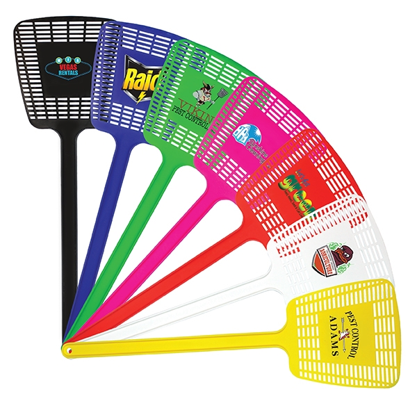 Customized Mega Fly Swatter, Full Color Digital