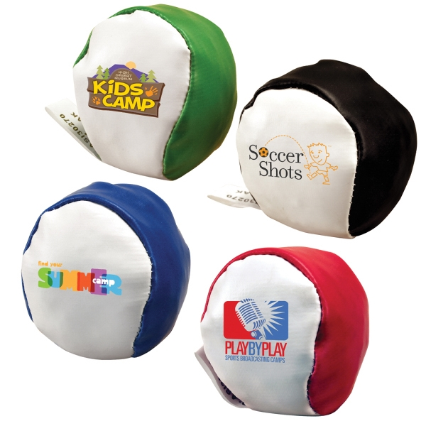 Promotional Kick Ball, Full Color Digital